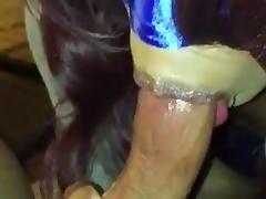 Lovely sucking technique