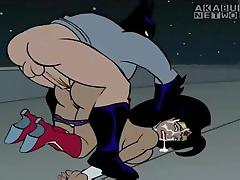 Batman Fucks Wonderwomen