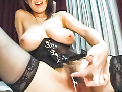 Best Japanese whore in Crazy JAV uncensored Dildos/Toys video