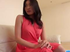 Perfect pussy stimulation for horny  Ryu Enami
