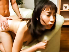 Fabulous Japanese slut in Incredible JAV uncensored Cumshots video
