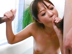 Incredible Japanese slut Momoka Rin in Exotic JAV uncensored Blowjob movie