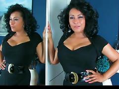 Donna Ambrose AKA Danica Collins - Mirror image