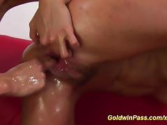 extreme deep lesboan pussy fisting