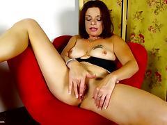 Mature Spanish mom with sexy body