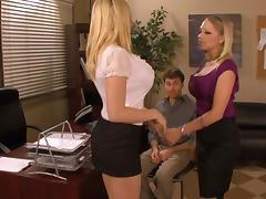 Big Tits, Big Tits, Blonde, Blowjob, Boobs, Hardcore