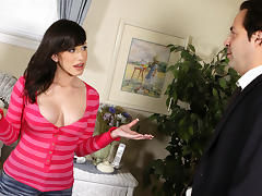 Jennifer White in Don't Tell My Wife I Assfucked the Babysitter #02, Scene #04