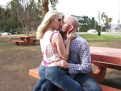 Jeans, Blonde, Couple, Hardcore, HD, Jeans