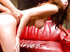 Exotic Japanese model Akari Asagiri in Horny JAV uncensored MILFs clip