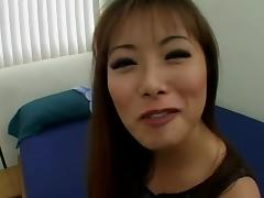 Fujiko Kano Gives a Blowjob and Fucks
