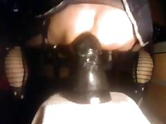 ass playing with plugs
