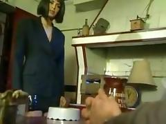 French Mistress Ready For A BiG Cock