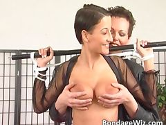 Bizarre, BDSM, Bizarre, Bondage, Boobs, Bound