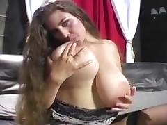 British slut big tits gets fucked in all holes