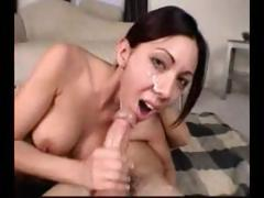 All, Blowjob, Brunette, Compilation, Cum, Cumshot
