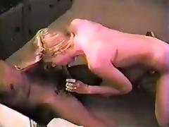 Horny Blonde Samantha Wants BBC
