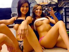 Missi & Jenna in College Friends Lose Control - PornPros Video