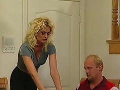 Haggard blonde. 1