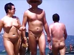 Nudist, Beach, Nudist, Outdoor, Softcore