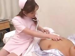asian ladyboy nurse