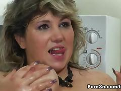 Lusita in Lusita - Old Fucking Fat Horny Momma - PornXn