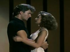 Jennifer Grey Patrick Swayze - dirty dancing by