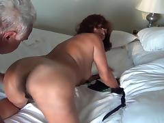 ASIAN WIFE ENJOY BY HOLE ASS