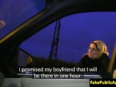 Hitch Hiker, Amateur, Car, Creampie, Hitch Hiker