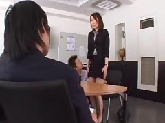 Office, Asian, Fucking, Gangbang, Hardcore, Japanese