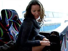 Pause im Bus?