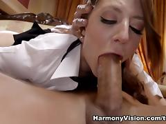 Samantha Bentley in Convincing Student - HarmonyVision