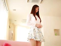 Sexy Tsubasa Kinami spreads her legs again to get stuffed with dick