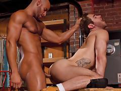 Shawn Wolfe & Sean Zevran in Crave Video