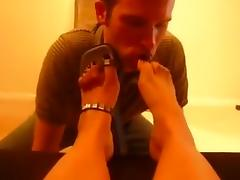 British Foot Mistress