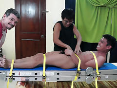 Tickling Asian Boy Lorenzo - LaughingAsians