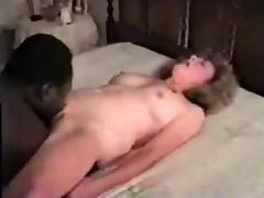 Mature white woman going crazy for a BBC!