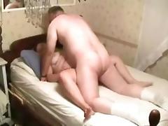 Mature Amateur Husband Shares His Wife