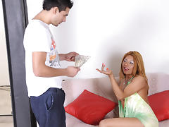 Carolina T in Transsexual Prostitutes #64
