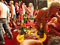 Crazy hardcore party with lots of dirty sluts