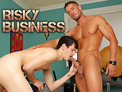 Cody Cummings & Jasper Robinson in Risky Business  XXX Video