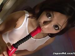 Kanade Otowa in Sweet Asian Masturbation - JapanHd