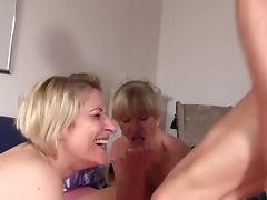 Reife Swinger Ladies treiben es wild