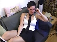 German blowjob expert