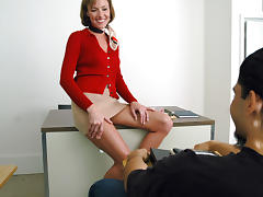 Saskia in My First Sex Teacher