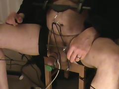 Pressed balls and three cum shots in twenty minutes