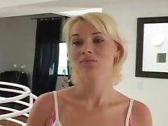 Amazing Interracial Natural tits porno scene