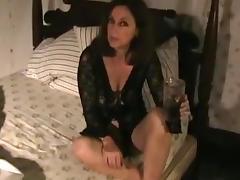 amateur milf candi annie lingerie fuck session