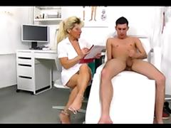 Clinic, Hospital, Saggy Tits, Clinic