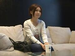 Cute Asian has sex in hotel rooms with horny guys