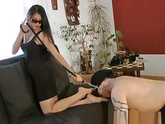 Hottest Amateur movie with Fetish, BDSM scenes